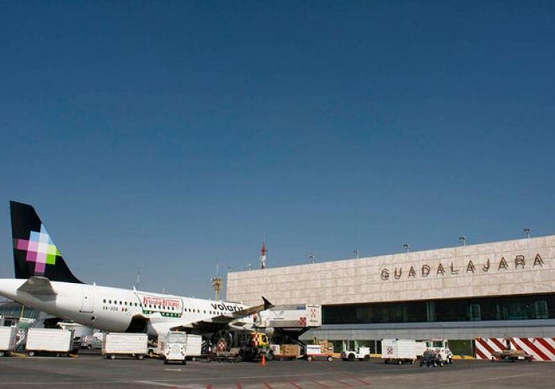 Aeropuerto Guadalajara