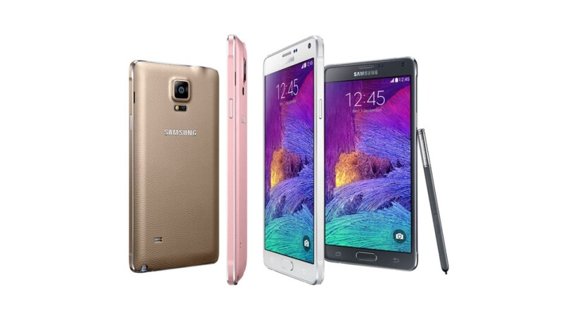 galaxy note 4 samsung