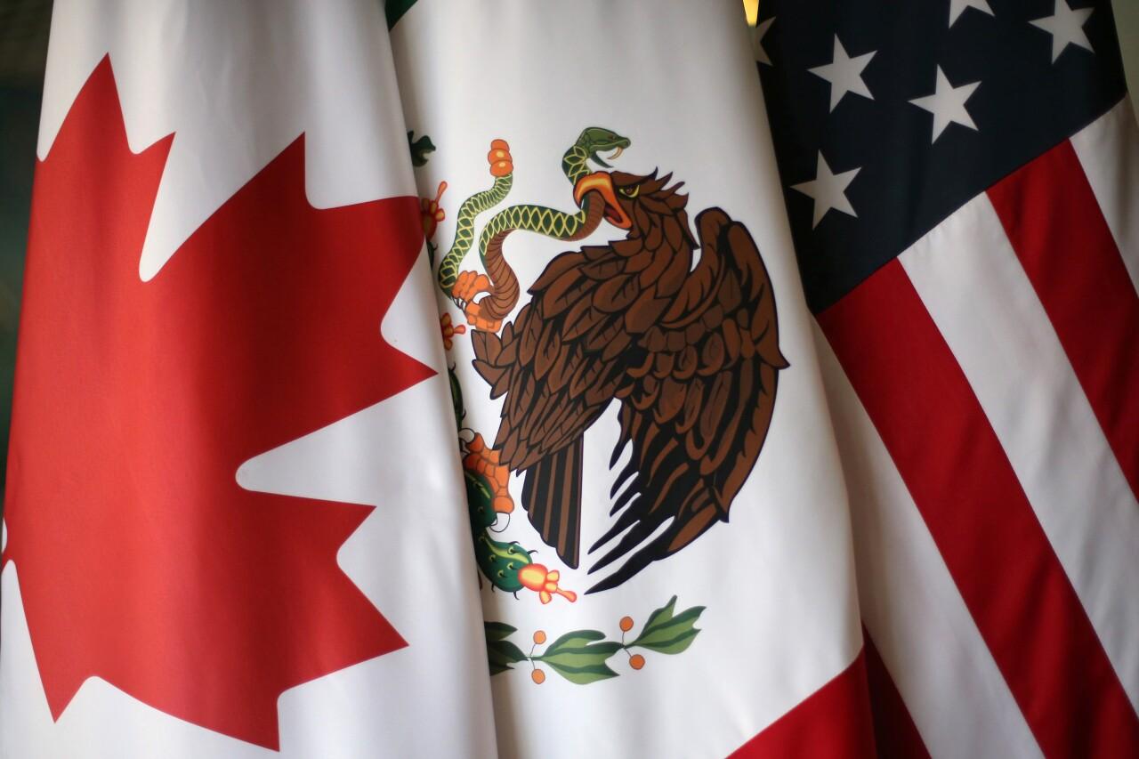 Funcionarios de EU, Canadá y México debaten el futuro del T-MEC