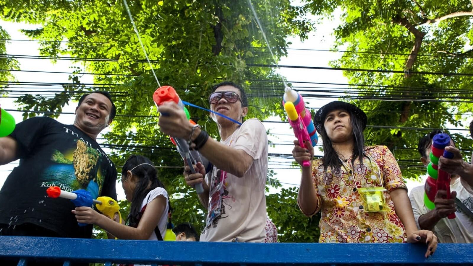 songkran tailandia 5