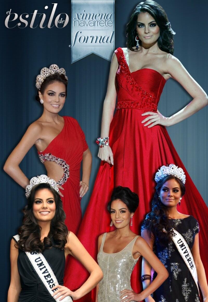 Sara Galindo y Claudia Cándano, editoras de moda de la revista Elle e InStyle respectivamente, nos hablan sobre los looks que manejó la reina de belleza en el año que estuvo como Miss Universo