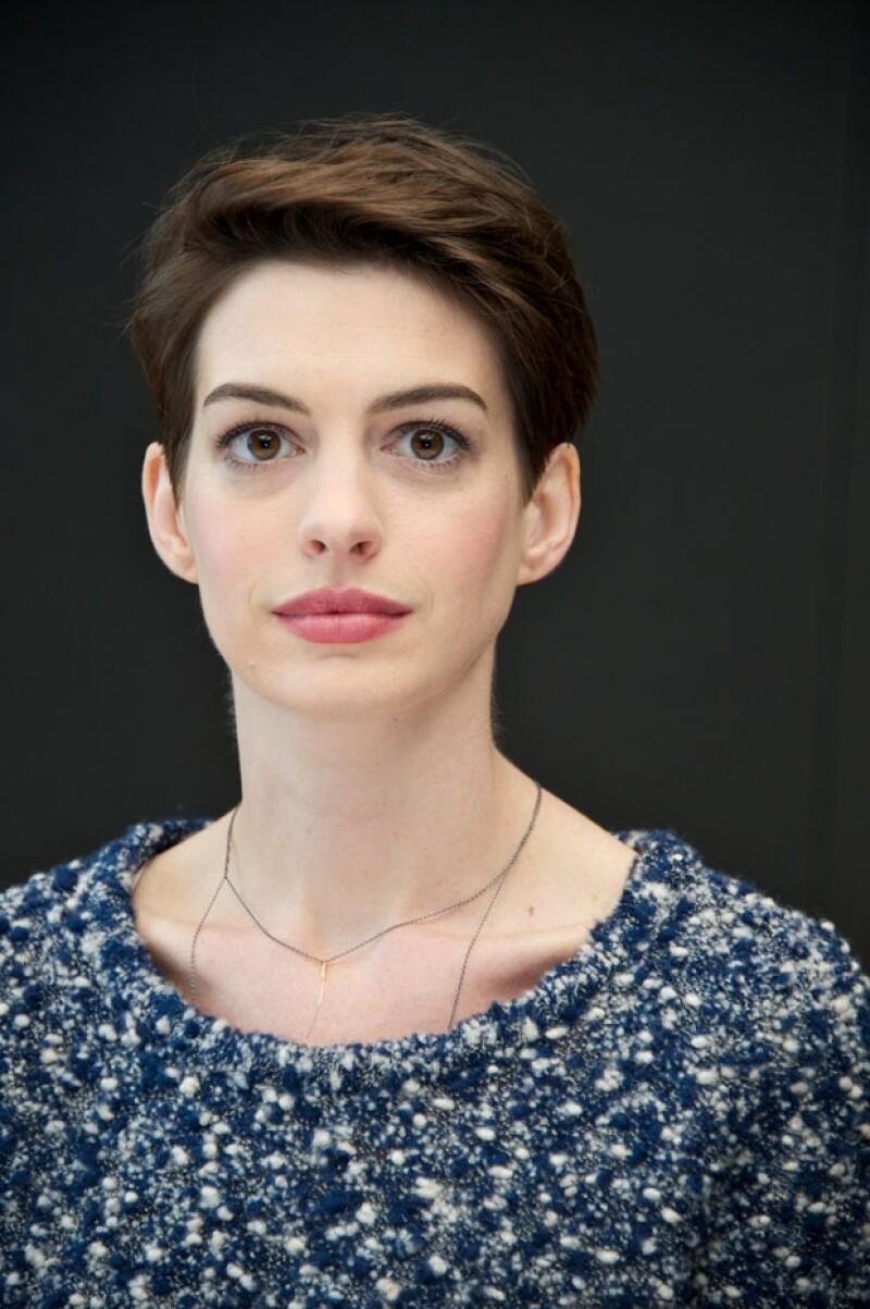 La actriz habló de lo difícil que es para ella ser una persona pública y tener que vivir bajo las constantes luces de los reflectores.