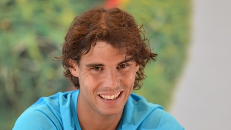 Rafael Nadal tenista español