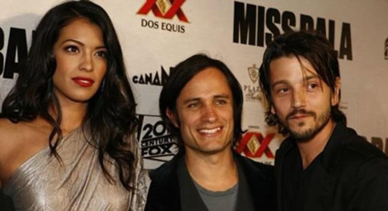 Stephanie, Gael García y Diego Luna hicieron gran mancuerna.