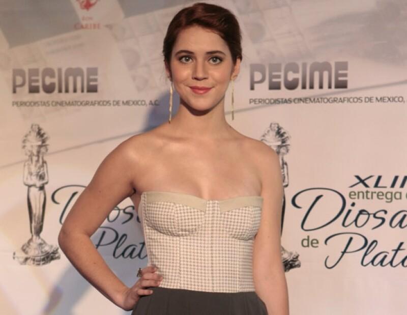 Tessa es hija de la actriz Nailea Norvind, de ahí le viene el gusto por la actuación.