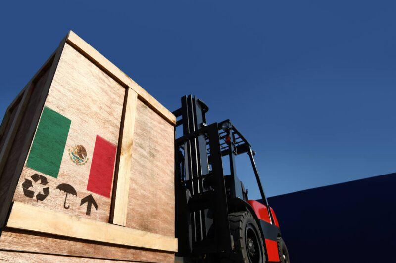 comercio mexico tlcan