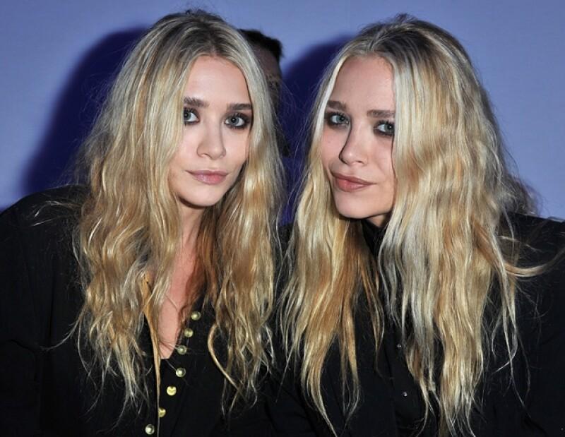 """Al igual que Victoria Beckham, las gemelas Olsen hacen una aportación muy """"haute couture"""" al mundo de la moda."""