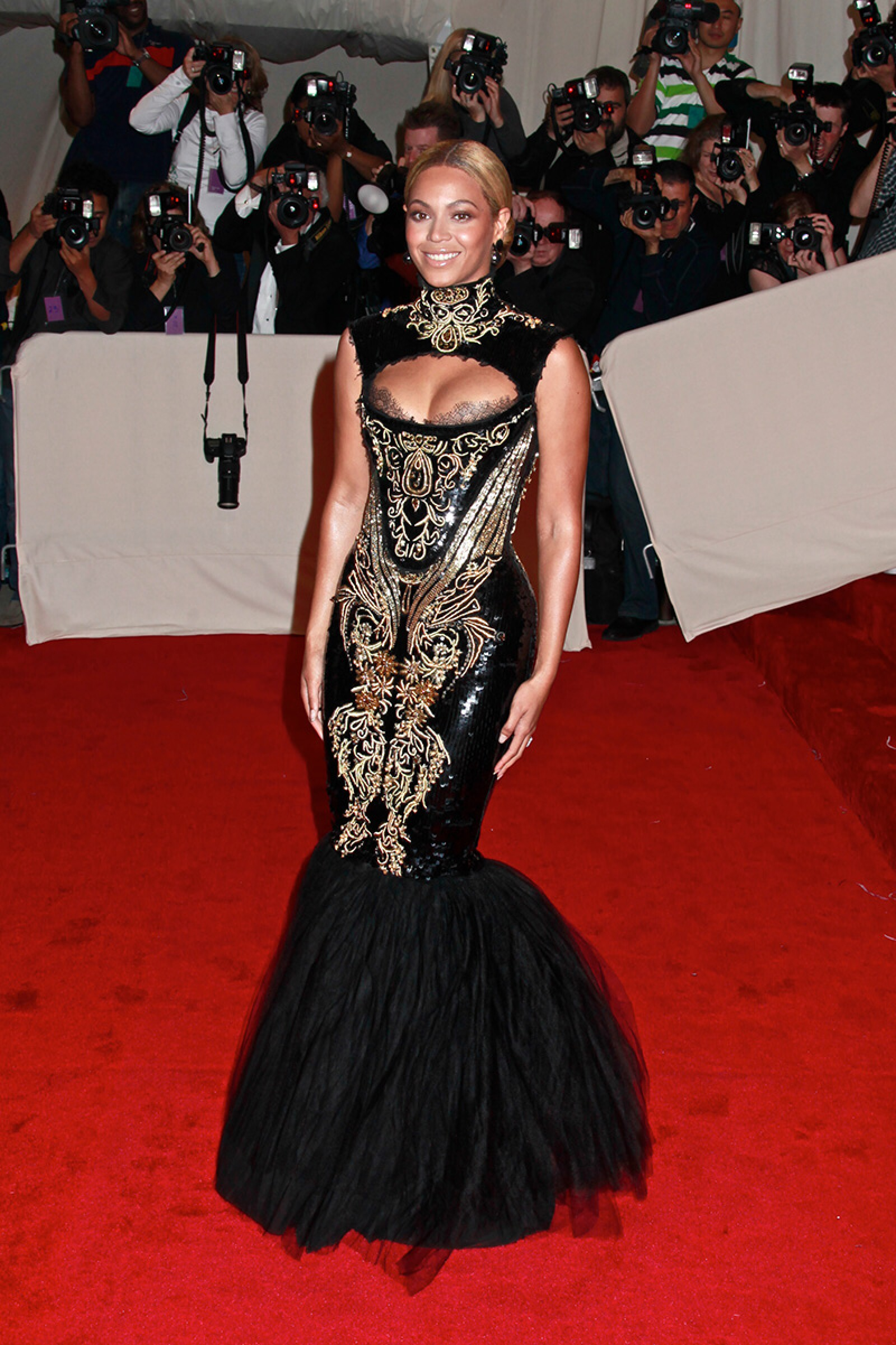 Costume Institute Gala Benefit, Celebrating 'Alexander McQueen: Savage Beauty' at the Metropolitan Museum of Art, New York, America - 02 May 2011