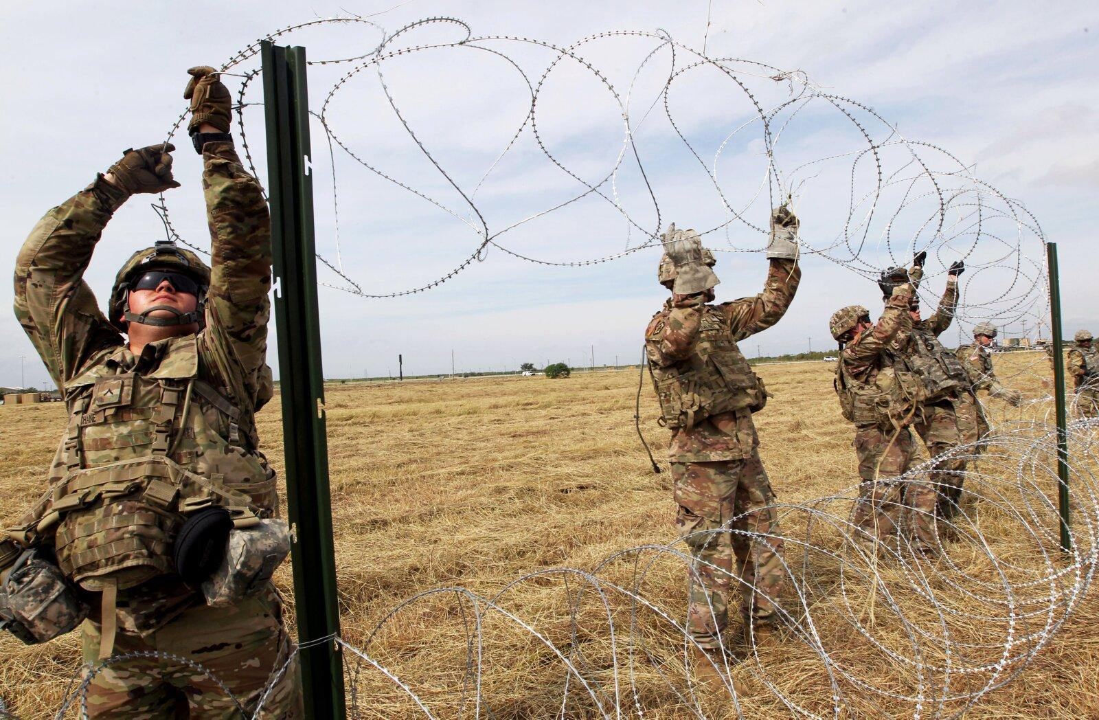 Frontera resguardada