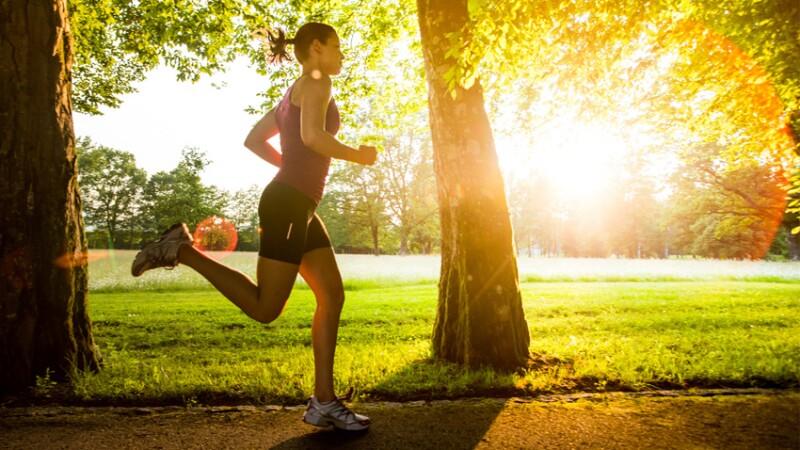 Podrás realizar tu rutina de ejercicio,