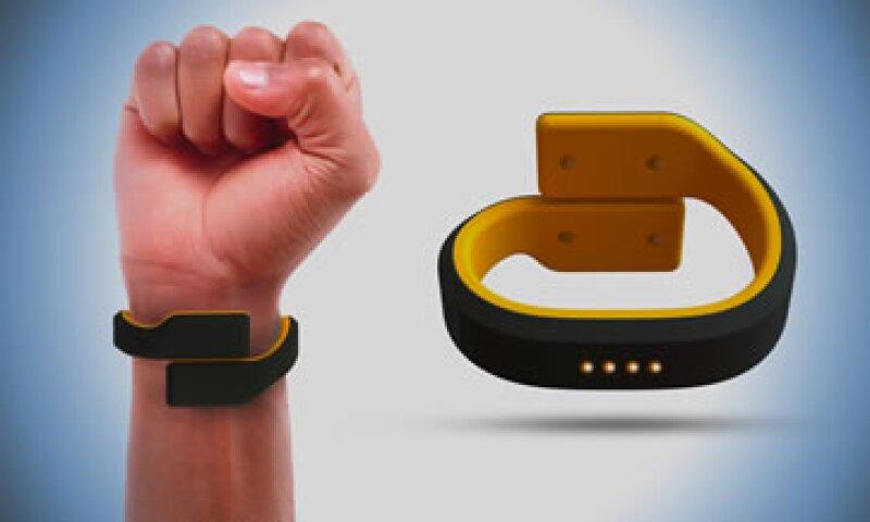 La pulsera tendrá un costo final cercano a los 2,600 pesos. (Foto: Cortesía Pavlok)
