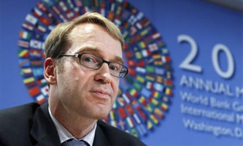 Jens Wiedman, jefe del Bundesbank, indicó que sólo un banco central independiente puede ser exitoso en controlar la inflación. (Foto: AP)