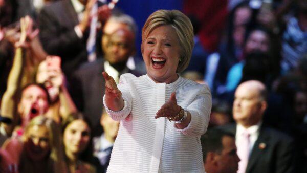 Tiene un total de 2.384 delegados -1.812 delegados y 572 superdelegados-, uno más de lo necesario para la nominación