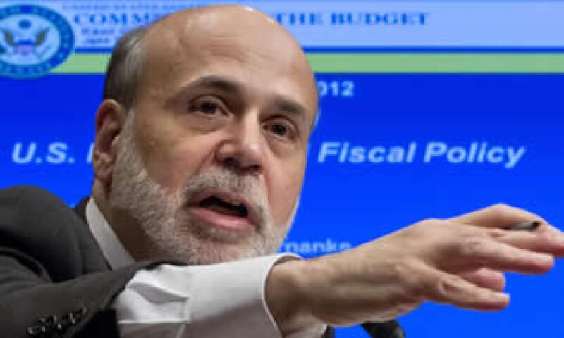 Bernanke pronunció un discurso a constructores en Orlando. (Foto: AP)
