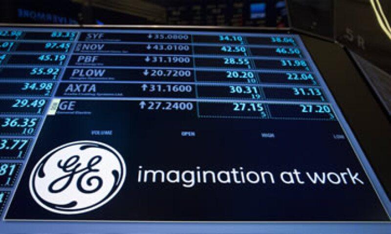 General Electric fijó como objetivo deslindarse de activos financieros por 100,000 mdd. (Foto: Reuters )