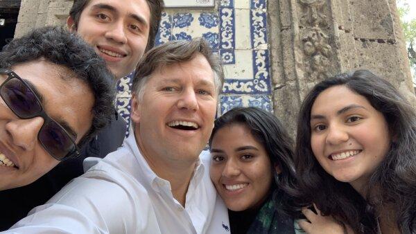 Embajador de Estados Unidos en México.