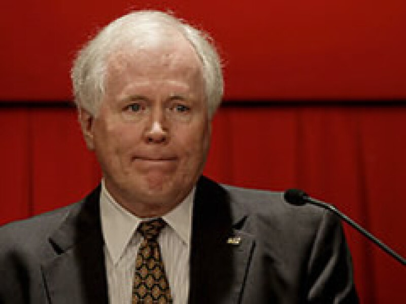 Edward M. Liddy, presidente y director general de American International Group (AIG). (Foto: AP)