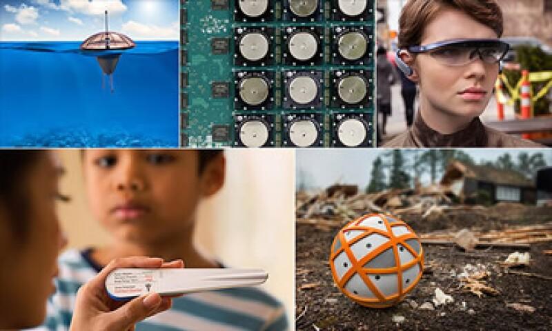 El chip 'cerebral' podría usarse en aparatos para 'oler' enfermedades, para localizar personas o en gafas para ciegos. (Foto: Tomada de CNNMoney cortesía IBM)