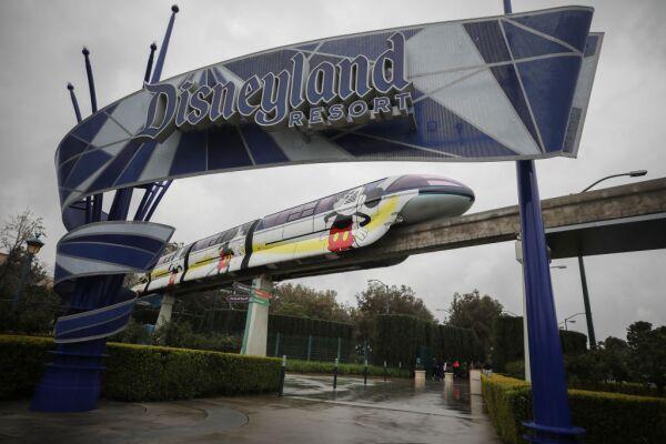 Disneyland To Close Amid Coronavirus Pandemic