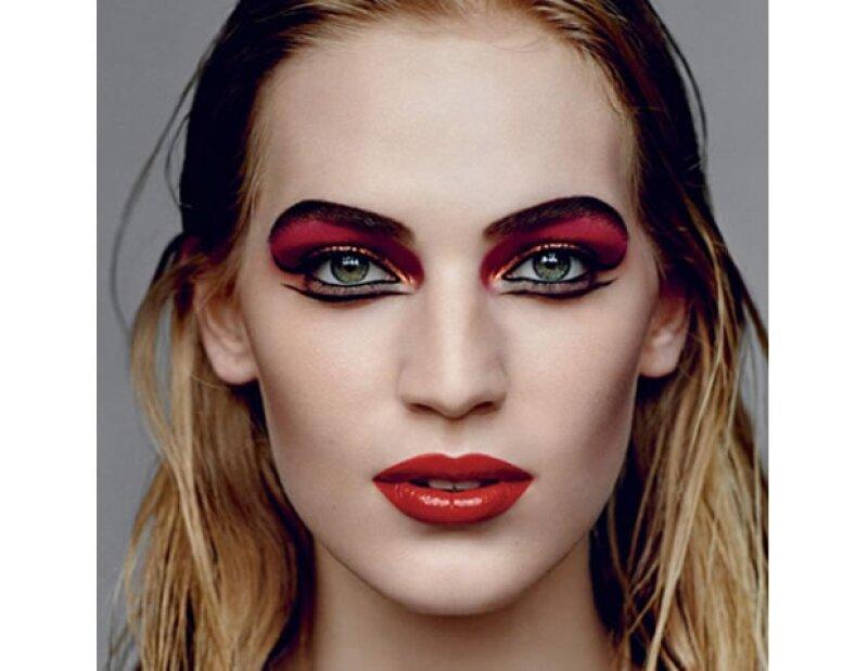 La makeup artist italiana toma el puesto que dejó Peter Philips en la marca francesa, como Global Creative Makeup and Color Designer.