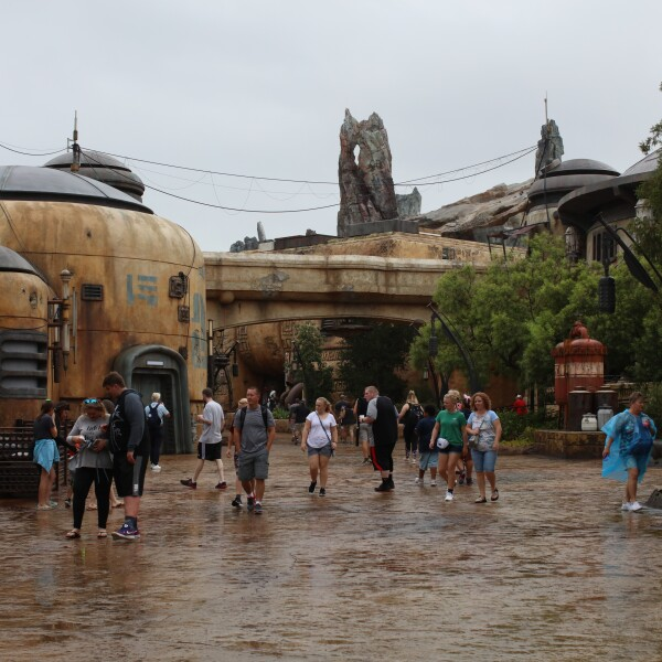 Star Wars Galaxy's Edge