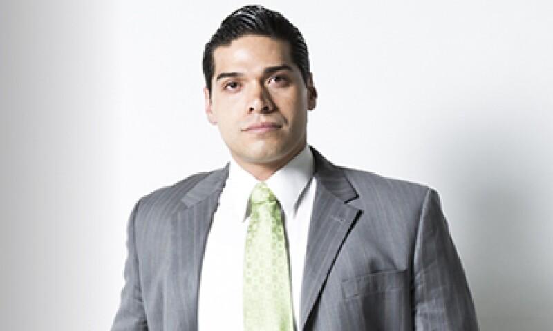 Luis Armando Bravo, fundador de Probionics, busca una nueva ronda de capital para invertir en su planta en México y conseguir la certificación de la Cofepris. (Foto: Marc Fauche)