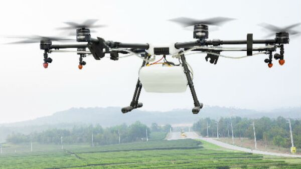 dron de uso agr�cola