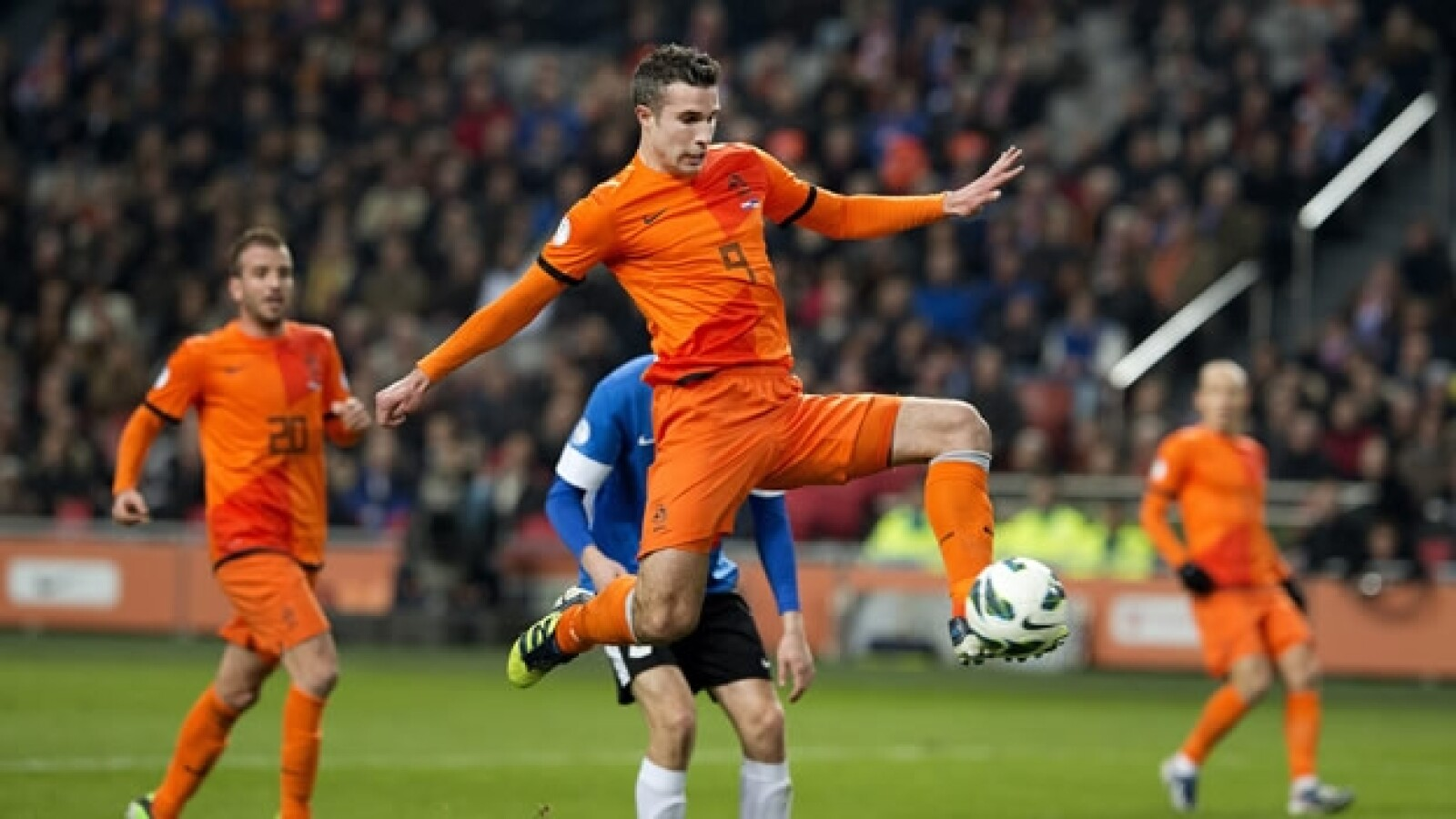Holanda vs. Estonia