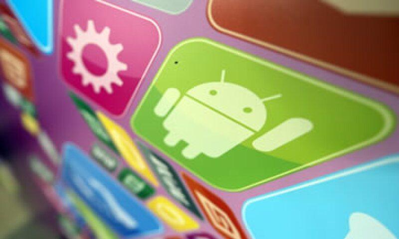 Samsung fue el fabricante que más teléfonos con Android comercializó en 2013, según IDC. (Foto: Getty Images)