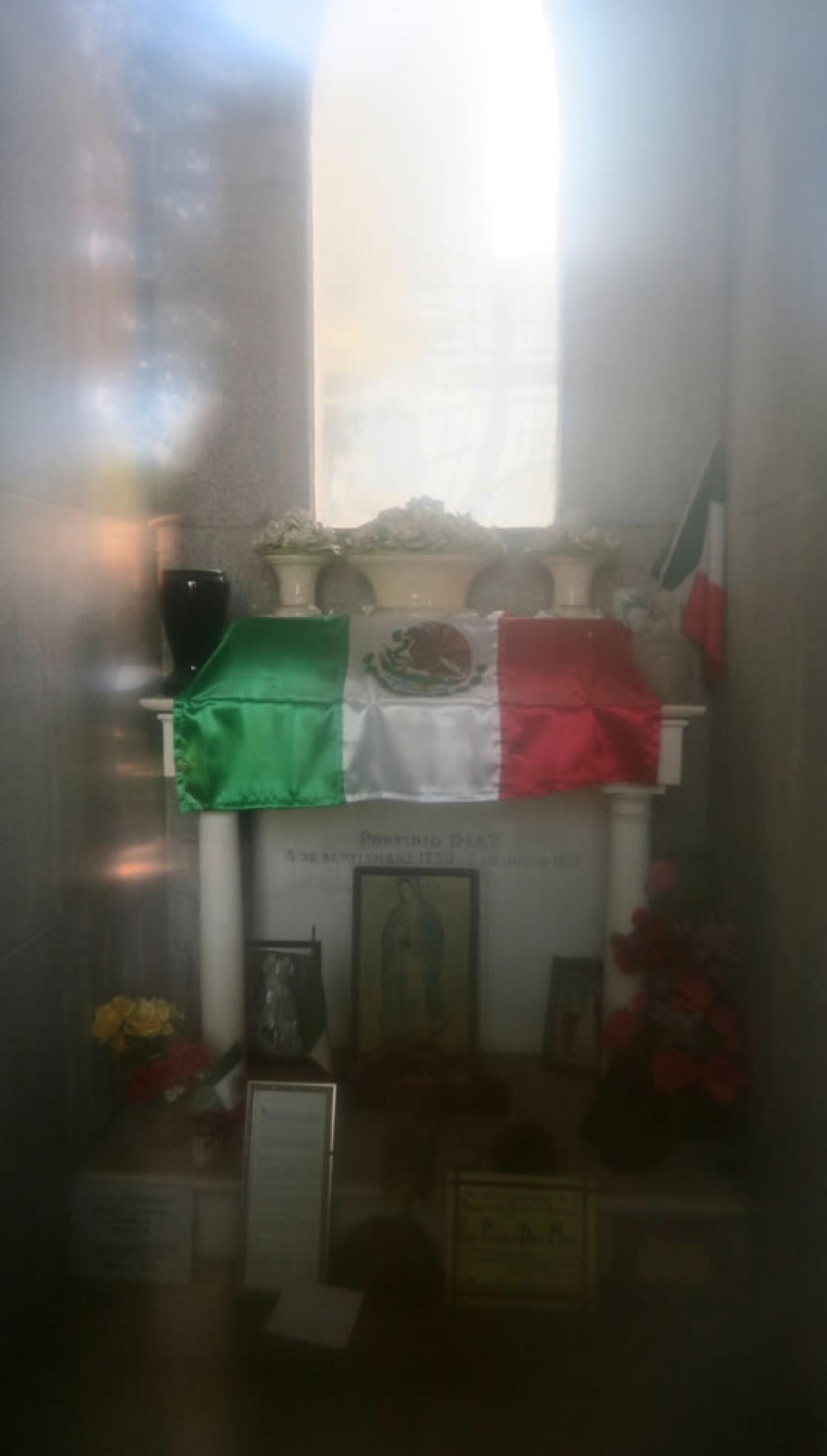Porfirio Díaz fue un personaje ?controvertido? en la historia de México, lo que sería el motive por el que no se haya organizado algo para conmemorarlo
