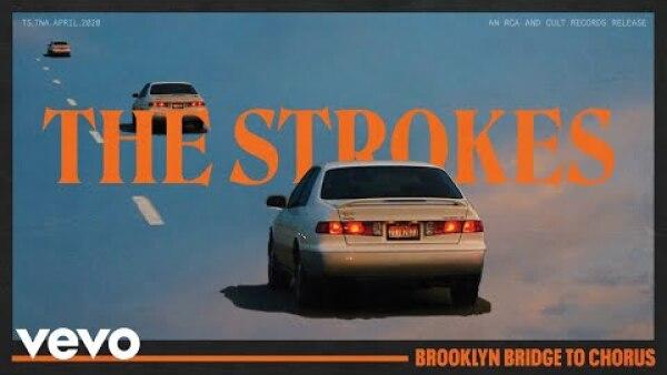 """Escucha """"Brooklyn Bridge to Chorus"""", lo nuevo de The Strokes"""
