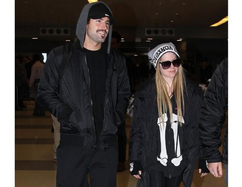 La popular cantante comenzó su relación amorosa con Brody Jenner, luego de haberse divorciado de Deryck Whibley.