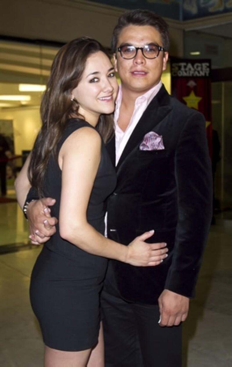 Gerardo se comprometió con Sherlyn en junio de este año.