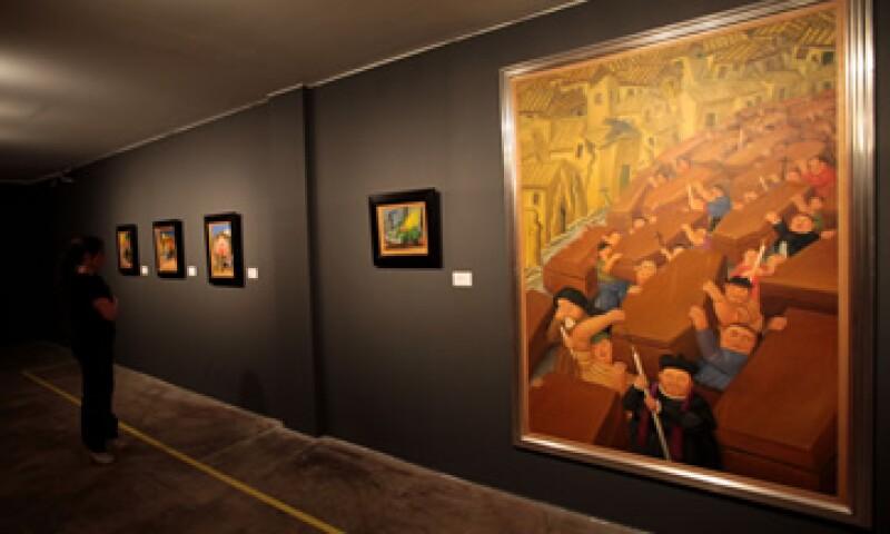 También venderán piezas de Alfredo Ramos Martínez, Emiliano Di Cavalcanti, Wifredo Lam, Leonora Carrington y Emilio Pettoruti. (Foto: AP)