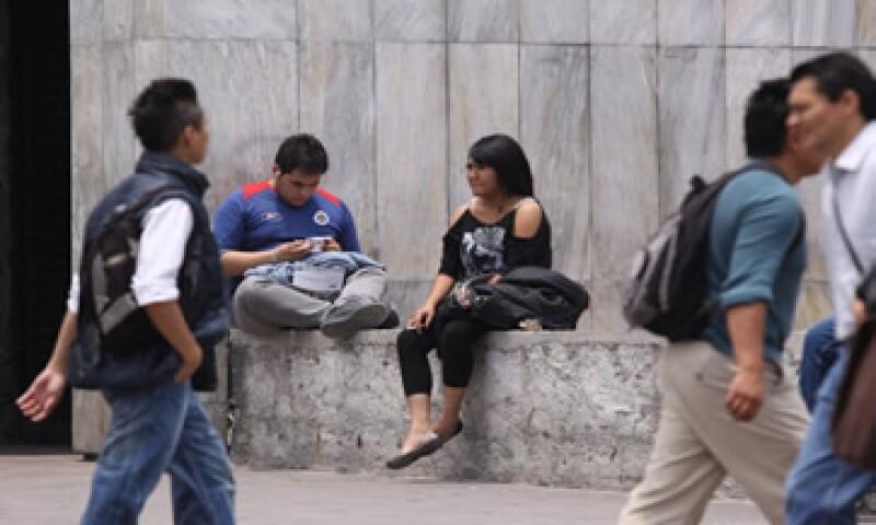 Los países que no presten atención a la juventud pueden experimentar un incremento progresivo de la tasa de fecundidad, según la ONU. (Foto: Cuartoscuro )