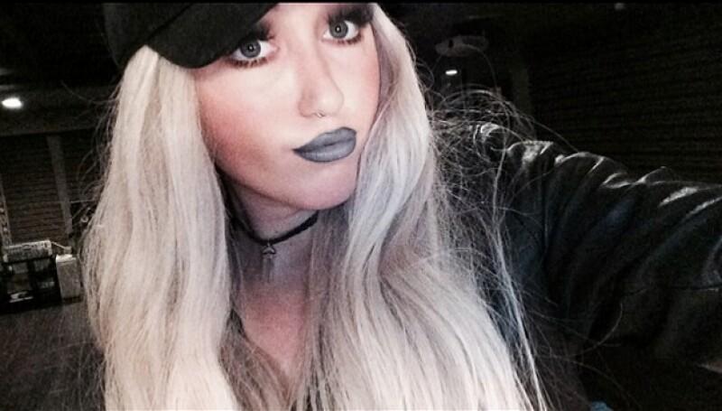 A la joven de 15 años no le importó su apariencia, pues solo buscaba divertirse en la fiesta de Kylie, según dejó ver en su perfil de Instagram.