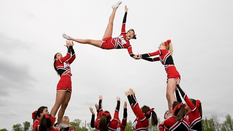 porristas, animacion, animadoras, cheerleader
