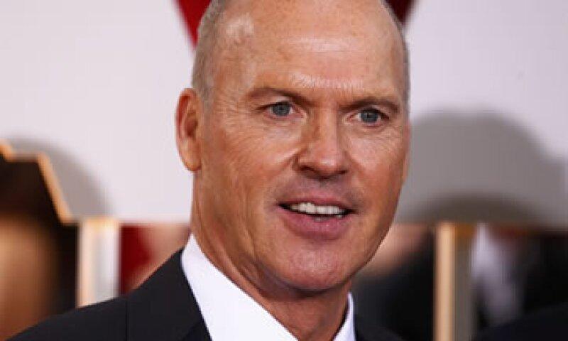 Michael Keaton tiene una fortuna valuada en 60 mdd. (Foto: Reuters )