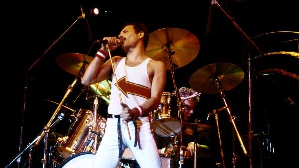 Freddie Mercury en 360