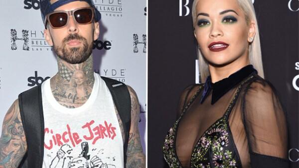 Según fuentes cercanas, la pareja se ha hecho inseparable desde que se conocieron hace dos semanas en un partido de basquetbol.