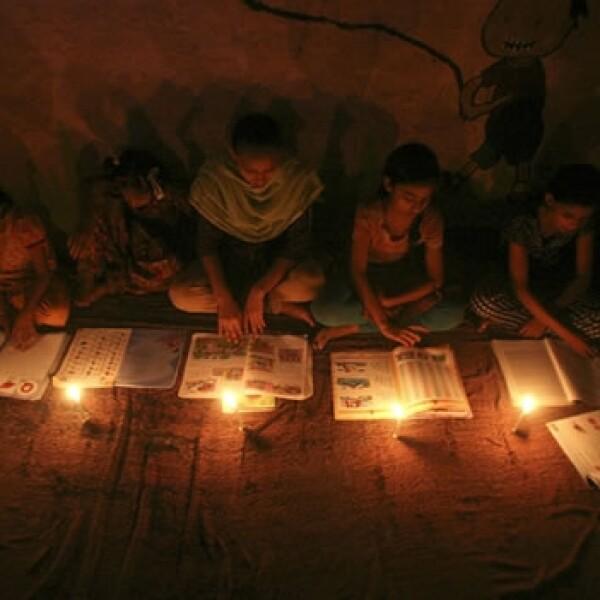 nueva delhi, electricidad,