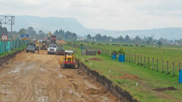 Construcci�n de Carretera