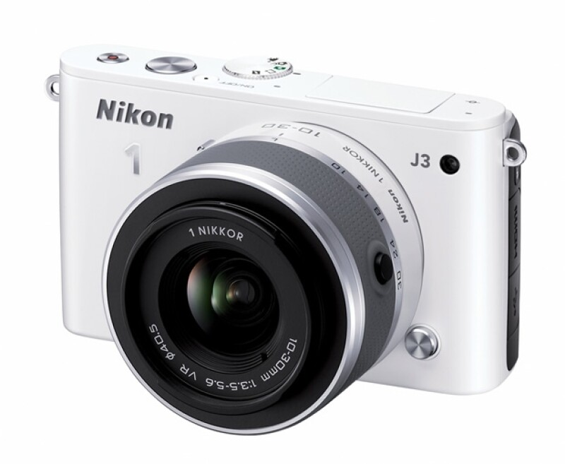 Cámara Nikon.