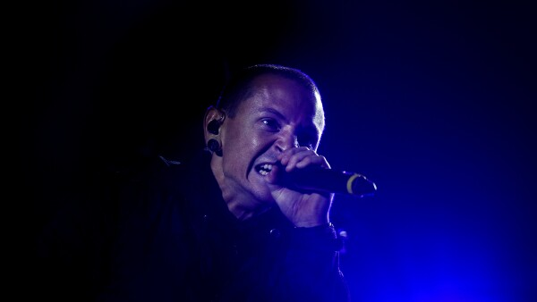 Chester Bennington, el vocalista de Linkin Park, murió