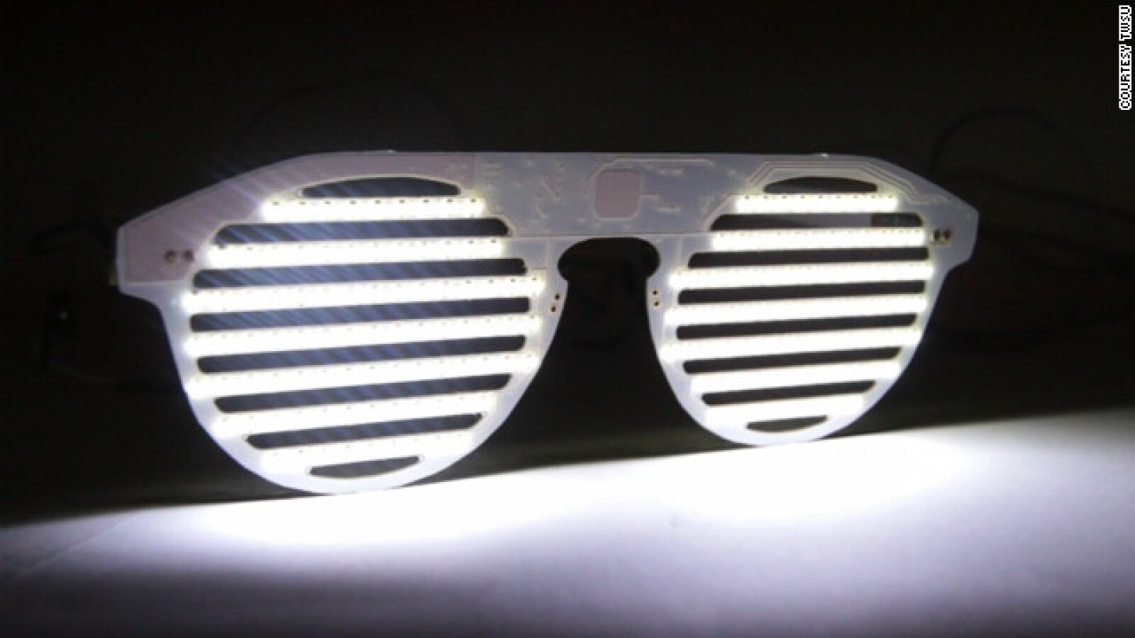 lentes Bright Eyes LEDs