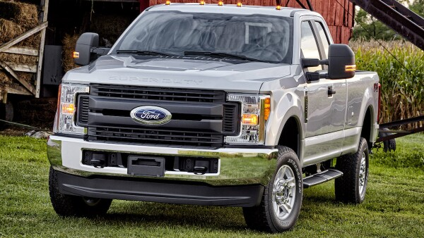 2017 Ford F-250 XL Super Duty