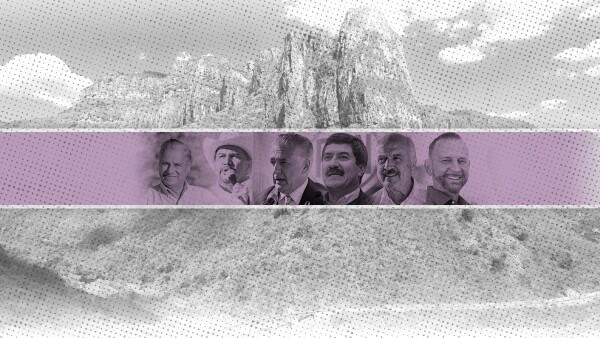 El PRI y el PAN son los fuertes en la contienda, donde por primera ocasión contenderá un independiente. (Foto: Ilse Domínguez)
