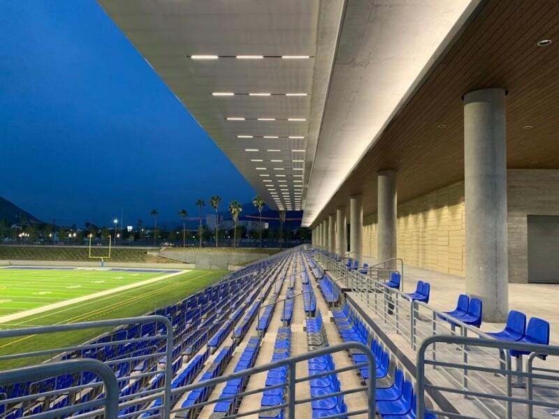 Estadio Borregos Gradas