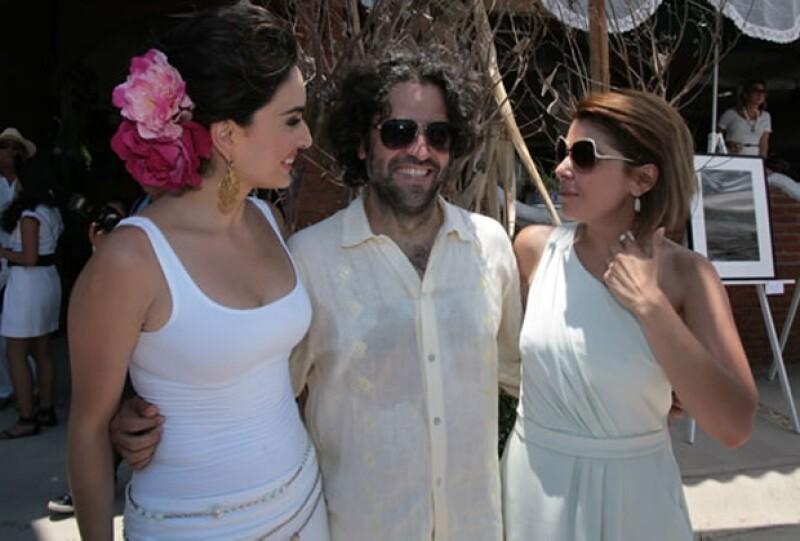 En el marco de Elle México Diseña, la actriz presentó lo que hasta ahora ha logrado con su fundación VeracruzANA para  la reconstrucción del pasaje turístico en la localidad de estado natal.
