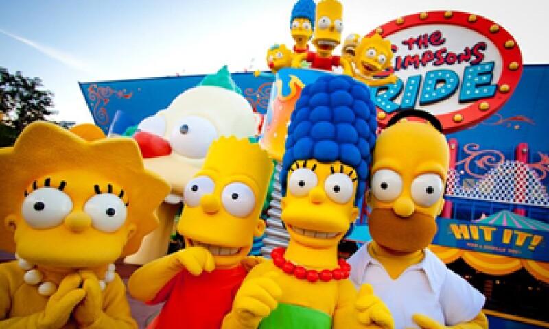 La comida y la cerveza Duff destacan en la zona temática de Orlando inspirada en Los Simpson (Foto: Tomada de www.facebook.com/UniversalOrlandoResort)
